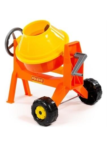 Polesie 56542 Mini Concrete Mixer Renkli